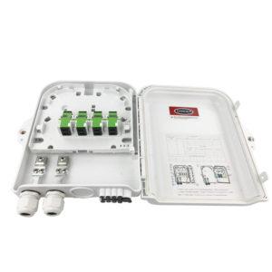 FTTH Terminal Box 8 Port Fiber Distribution Box