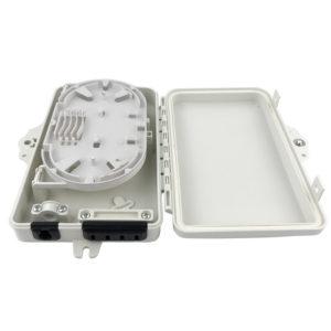 FTTH Terminal Box 4 Port Fiber Distribution Box