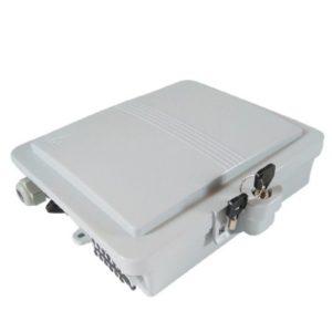 FTTH Terminal Box 12 Port Fiber Distribution Box